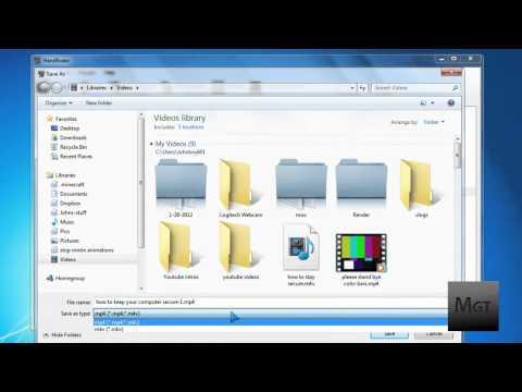 How To Convert Video Using Handbrake