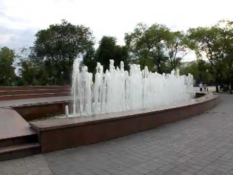 комсомольский сквер фото тюмень