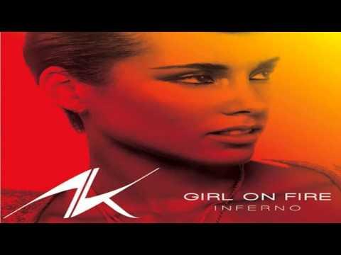 Alicia Keys Ft. Nicki Minaj - Girl On Fire (Inferno Version)