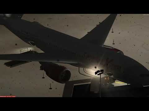 Boeing 777-200 Toronto (CYYZ) to Houston (KIAH) P3D v4.1