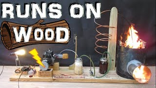 How to Make a Generator that Runs on Wood!!! (wood gas gasifier) Experiment(, 2017-10-08T02:16:03.000Z)