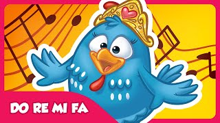 Do Re Mi Fa - Oficial - Canciones infantiles de la Gallina P...