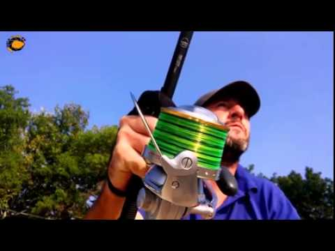 Katran Fishing Line Synapse Eclipse - casting