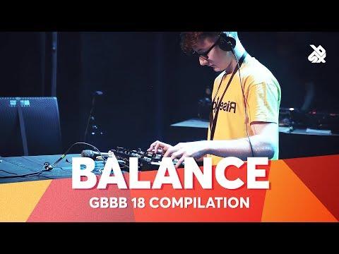 BALANCE  | Grand Beatbox Battle 2018 Compilation