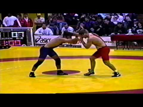 1994 Senior National Championships: 74 kg Final Cory Kwak vs. David Hohl