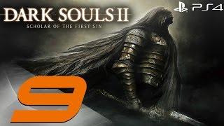 Dark Souls 2 PS4 - 60fps Walkthrough Part 9 - Scorpioness Najka & Priests