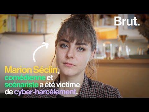 Cyber-harcèlement : Marion Séclin raconte son histoire