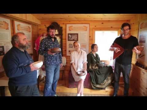 ВологодЭтноЭксп. ( Песня №12 ) Александр Козлов и Ко - Частушки