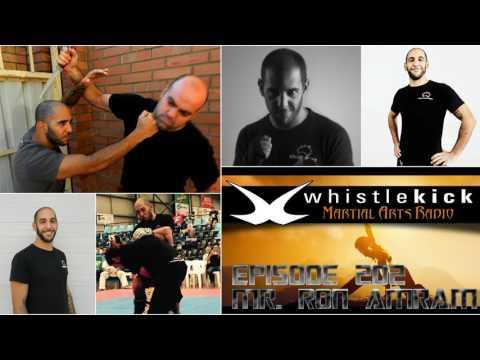 Episode 202 - Mr. Ron Amram - Martial Arts Radio Podcast Interview Australia
