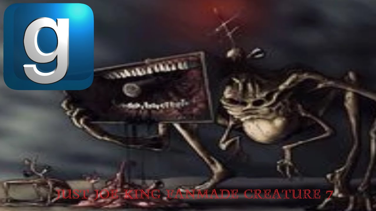 Download **NEW** GMod Trevor Henderson JustJoeKing FanMade Creature: Megahorn.