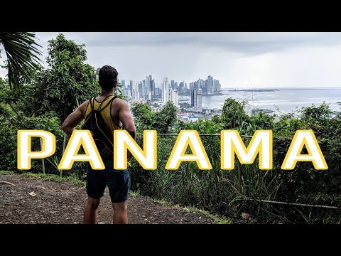 GETTING LOST IN PANAMA CITY!
