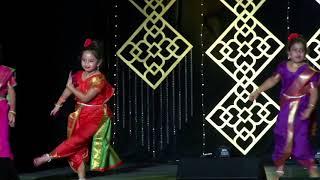 Jax ICS Diwali  DANCE 9 - Marathi Mulagi