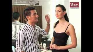 Classic Red Lips Makeup Tutorial by former Miss Universe Natalie Glebova