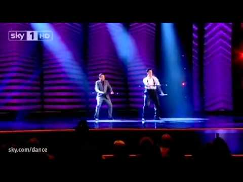 Got To Dance Series 2: Adam Garcia's Performance FULL