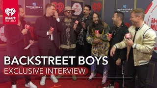 """Gambar cover The Backstreet Boys & Steve Aoki Talk About Their New Collaboration """"Let It Be Me"""" + More!"""