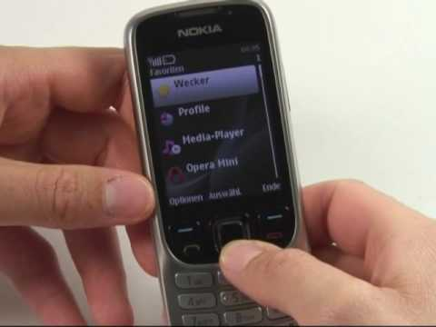 nokia 6303 classic test bedienung youtube. Black Bedroom Furniture Sets. Home Design Ideas