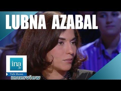 première fois de Lubna Azabal  Archive INA