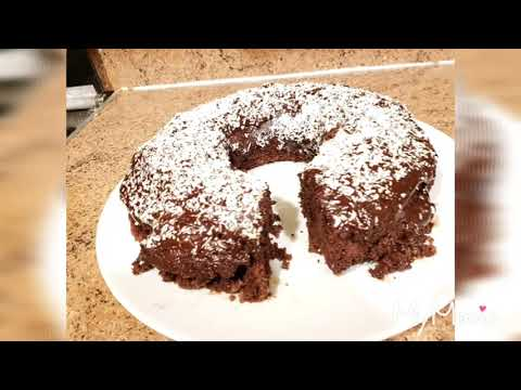 recette-de-gâteau-au-yaourt-chocolat🍩😋👍