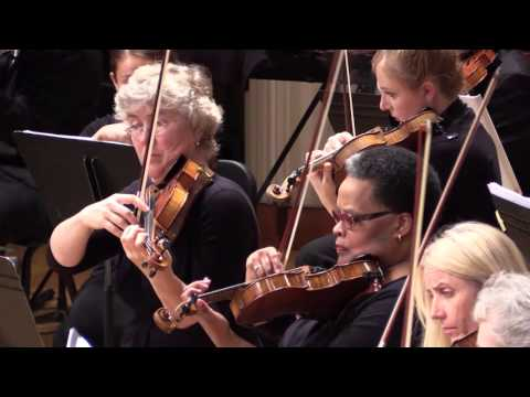 Bernstein's Serenade with Anne Akiko Meyers, VSO & Ennio Morricone's 'Love' Encore