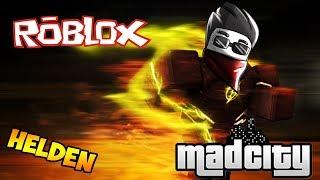 Ich bin ein Held in Mad City | Roblox