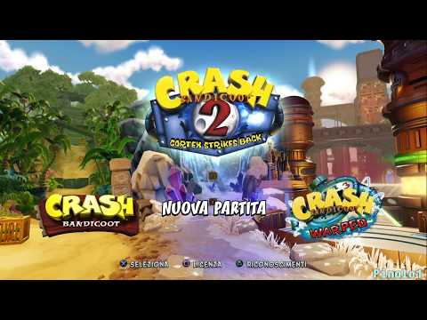Crash Bandicoot 2: Cortex Strikes Back (NST) [ITA] Parte 1 -