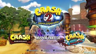 Crash Bandicoot 2: Cortex Strikes Back (NST) [ITA] Parte 1 - Prima Stanza