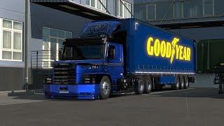 【Euro Truck Simulator 2】TruckersMP/scania S520/ イベント配送