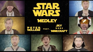 Repeat youtube video Star Wars Medley - The Force Awakens - feat. Sky Does Minecraft