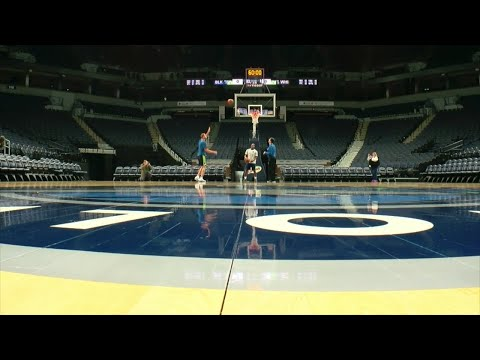 Target Center Unveils Renovations Before Timberwolves Home Opener