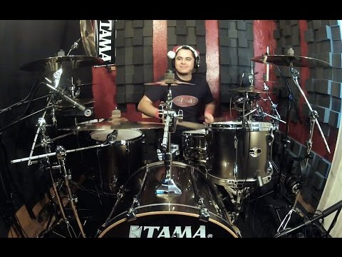 Pentatonix - Little Drummer Boy - Christmas Drum Cover