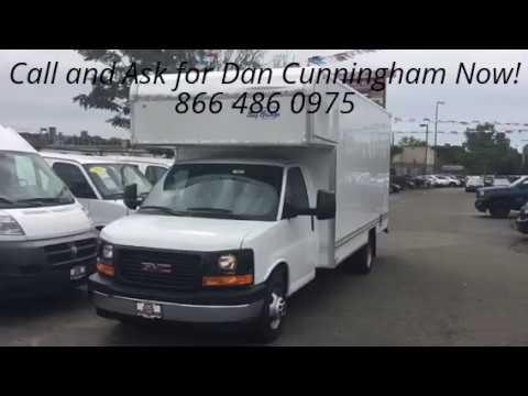 2017 GMC Box Truck - 16' Bay Bridge Savana Cutaway for sale in NY near NJ  PA CT and Long Island