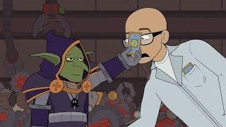 ハースストーン:「潜入!ブーム研究所」エピソード3