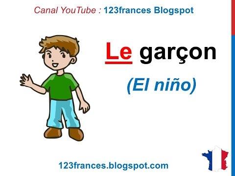 Curso De Francés 12 - Artículos Definidos E Indefinidos En Francés LE LA L' LES UN UNE DES
