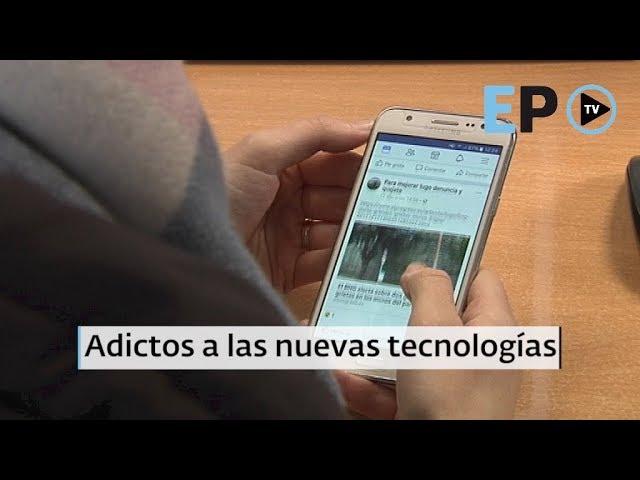 Adolescentes adictos a las nuevas tecnologías