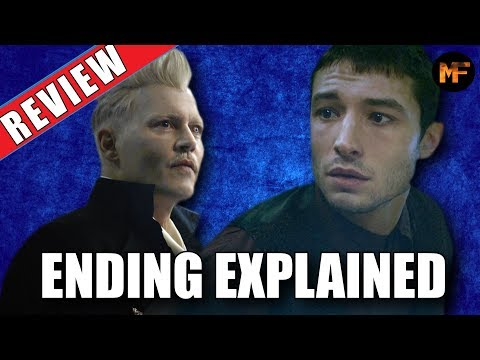 Crimes of Grindelwald Review/Breakdown (First Half Spoiler Free)
