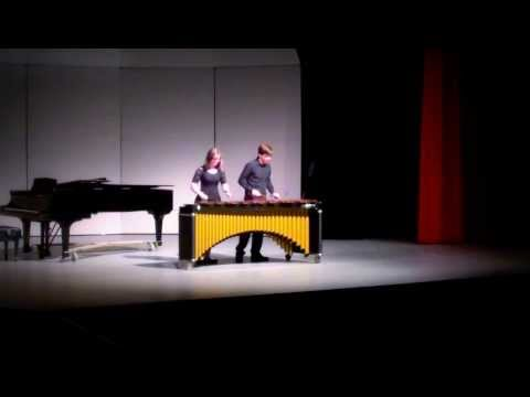 Super Mario Bros Medley for Marimba Duet