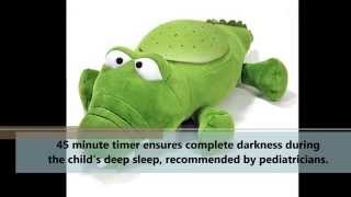Alligator Night Light Review - Does Cloud b Twilight Buddies, Alligator Work