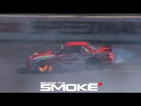 Dai Blows the Engine of his S13 at Irwindale - Behind The Smoke 3 - Ep 26