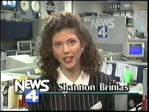 1994 KXLY-TV News Break with Shannon Brinias