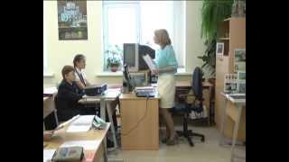 Православная культура (урок в школе №1)