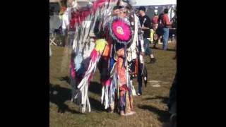 Sony PCM  M10 Audio Demo at Poarch Creek Indian Pow Wow 2011