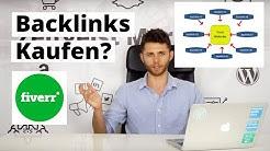 Backlinks bei Fiverr kaufen? Test & Analyse | Blackhat SEO