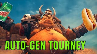 AUTO-GEN TOURNEY IS BACK ON GROM'S MENU | Total War: Warhammer 2 Multiplayer
