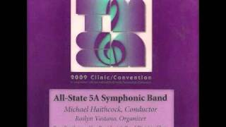 tmea 2009 all state 5a symphonic band shepherd s hey