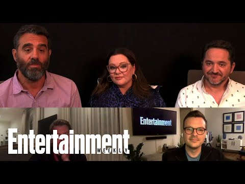 Melissa McCarthy & Bobby Cannavale | Entertainment Weekly