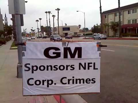 Corporate thieves, NFL FedEx, AT&T, GM, Verizon, BMW, Walmart