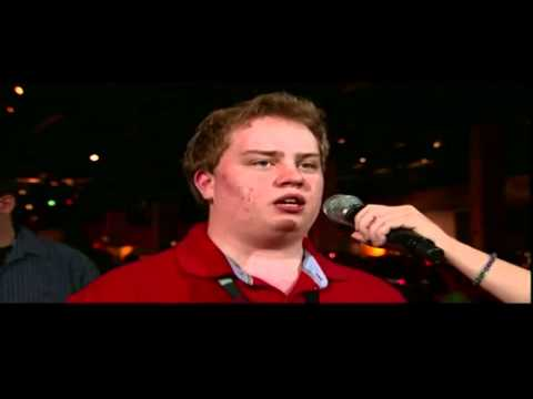 BlizzCon 2010 - The Red Shirt Guy Pwns Blizzard Developers