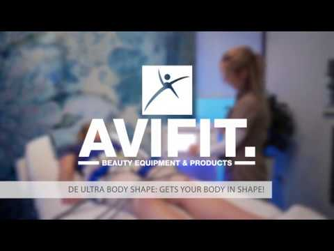 AviFit Apparatuur -   ULTRA Body Shape