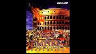 Age Of Empires: Rise Of Rome Music 6