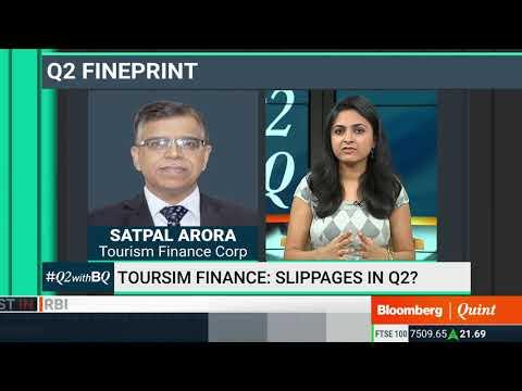 Tourism Finance Posts A Steady Q2